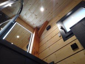 Badezimmer 2 - Woodland Chalets West