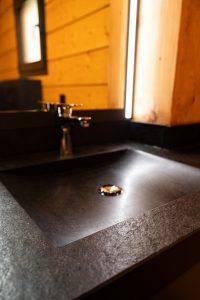 Bathroom Sink - Woodland Chalets West