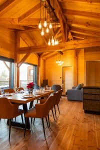 Common Area - Woodland Chalets West