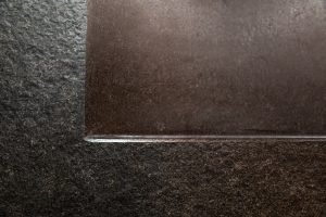 Granite Bathroom - Woodland Chalets West
