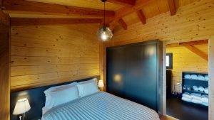 Hauptschlafzimmer mit eigenem Bad