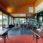 Modernes Restaurantdesign