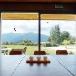 Private Sitzplätze wood restaurant