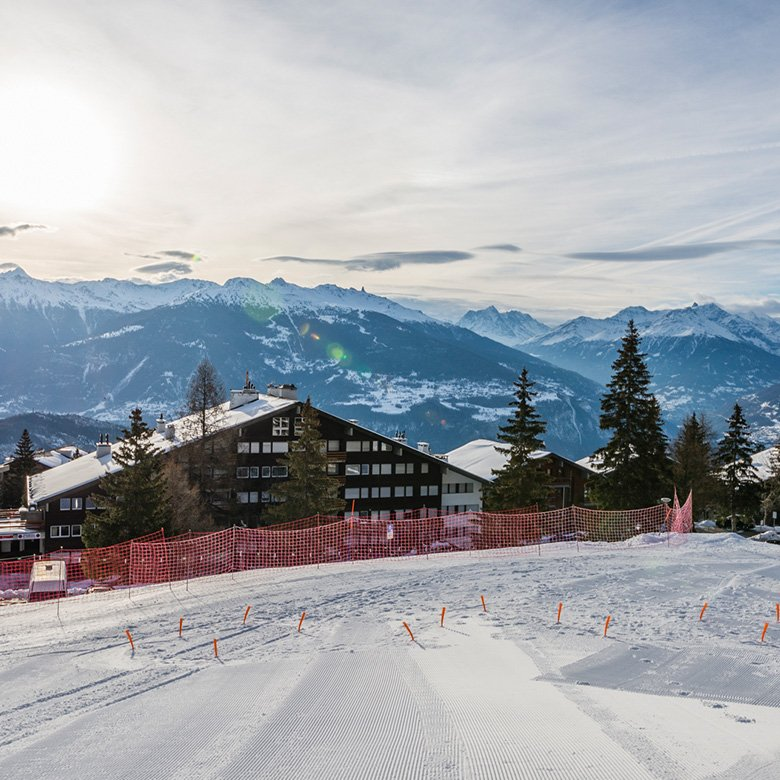 Ski Vacation with Woodland Village in Anzère