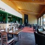 wood restaurant Bar-Interieur